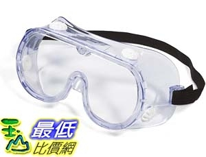 [9美國直購] 3M 2入裝 3M 防護眼罩 TEKK Protection Chemical Splash/Impact Goggle, 2-PACK