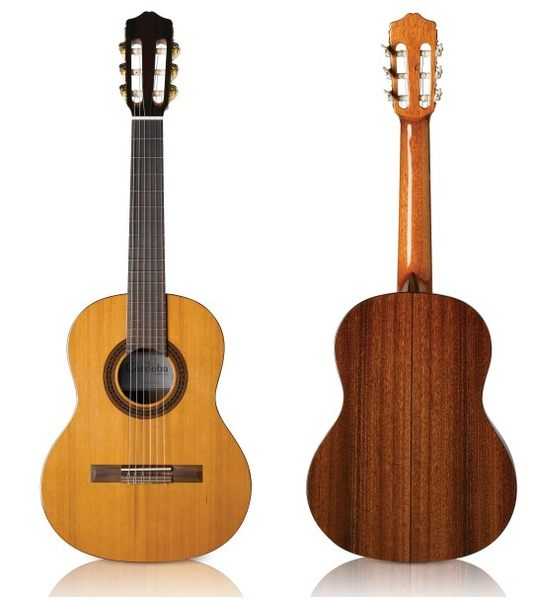 Cordoba 美國品牌 Requinto 580 1/2單板古典吉他 附琴袋 古典吉他腳踏板 擦琴布【1/2琴身/弦長:58cm/34吋】