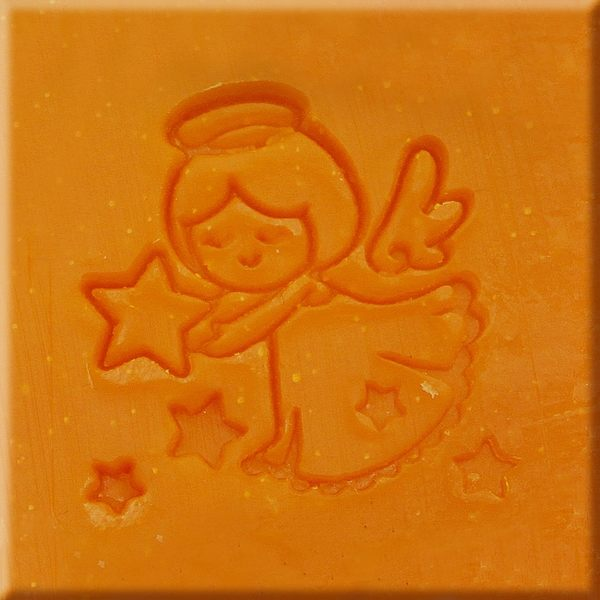 【香草工房】 風格皂章~MB013祝福小天使