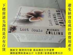二手書博民逛書店LOST罕見SOULS MICHAEL COLLINSY2033