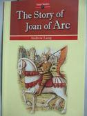 【書寶二手書T1/翻譯小說_LLI】The Story of Joan of Arc聖女貞德_Andrew Lang