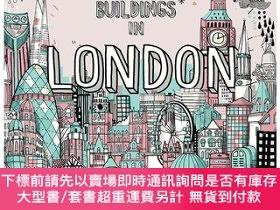 二手書博民逛書店All罕見the Buildings in London:That I ve Drawn So Far 到目前為止