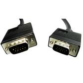 Bravo-u VGA超高級顯示器延長線 15PIN公對15PIN公 (5米)