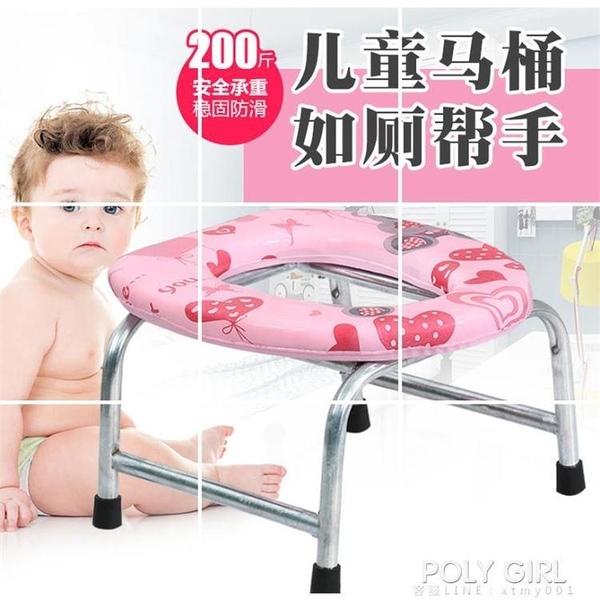 兒童坐便器寶寶大便凳行動馬桶嬰幼兒蹲便凳防滑廁所凳男女孩便凳 ATF 夏季新品