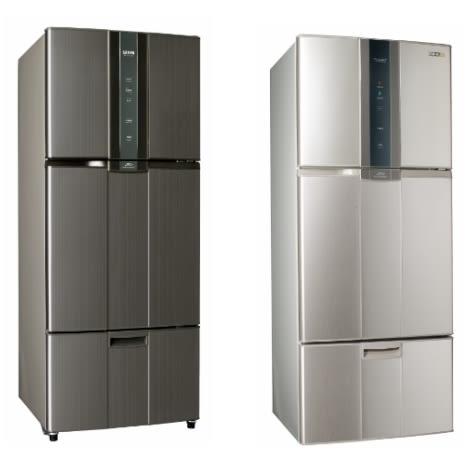 【SAMPO聲寶】530公升變頻冰箱系列三門冰箱 SR-A53DV