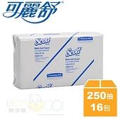 SCOTT®專利鎖水擦手紙(28620)舒潔衛生紙/舒潔面紙/舒潔平衛生紙/舒潔小捲筒衛生紙