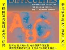 二手書博民逛書店Literacy罕見Difficulties: Diagnosis And Instruction For Rea