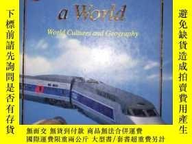 二手書博民逛書店To罕見See a World World Cultures a