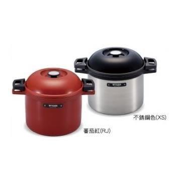 虎牌4.5L附手把燜燒調理鍋NFH-G450