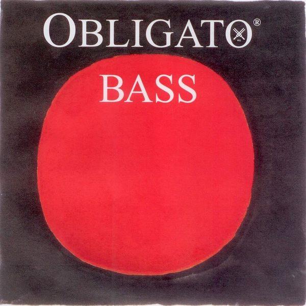 小叮噹的店-德國 Pirastro Obligato 低音大提琴弦 441000/441020