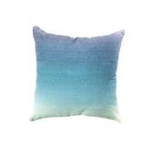 漸層系抱枕套45x45cm-藍綠