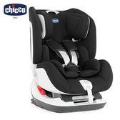 Chicco Seat up 012 Isofix 安全汽座 夜幕黑 贈汽座保護墊