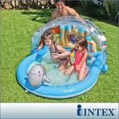 【INTEX】夏日愛沙灘戲水池(57421)