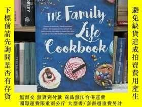 二手書博民逛書店the罕見family life cookbook 家庭生活食譜