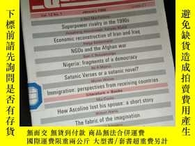 二手書博民逛書店THIRD罕見WORLD QUARTERLY Vol.12 No.1 January 1990Y16149