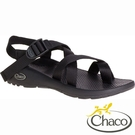 『VENUM旗艦店』【Chaco 美國】Z2女 越野運動涼鞋- 夾腳款 ZCW02『H405 黑』