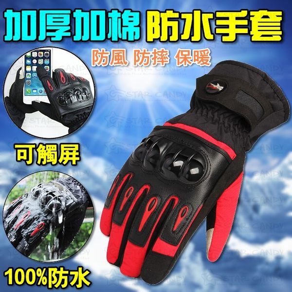 【賠本價 要搶要快】 100% 防水 手套 觸控手套 防寒 長手套 騎車 登山 滑雪  生日 母親節