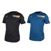ASICS 男機能排球短袖T恤(免運 排汗 亞瑟士≡體院≡ 2051A108