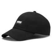 Puma Fabric 遮陽帽 老帽 運動帽 遮陽 Logo 慢跑 防曬 休閒 鴨舌帽 帽子 02232901