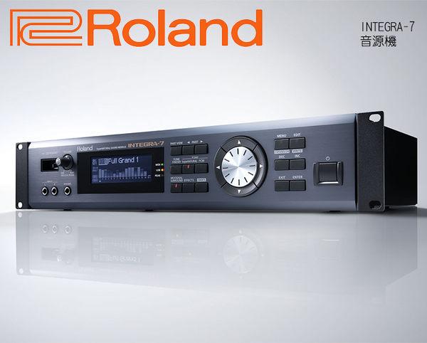 【小麥老師 樂器館】樂蘭 Roland INTEGRA-7 機架式 音源機 Super NATURAL