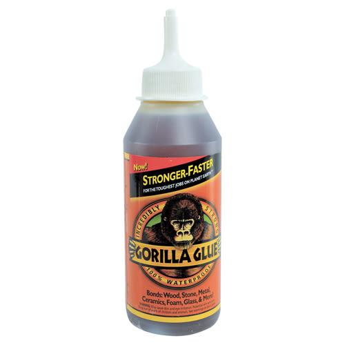 多益得Gorilla Glue金剛固力膠4oz 『史上最堅固、最環保的修繕黏膠』