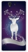 ✿ 3C膜露露 ✿ {星光麋鹿*水晶硬殼} Sony Xperia Z /L36H / C6602手機殼 手機套 保護套 保護殼