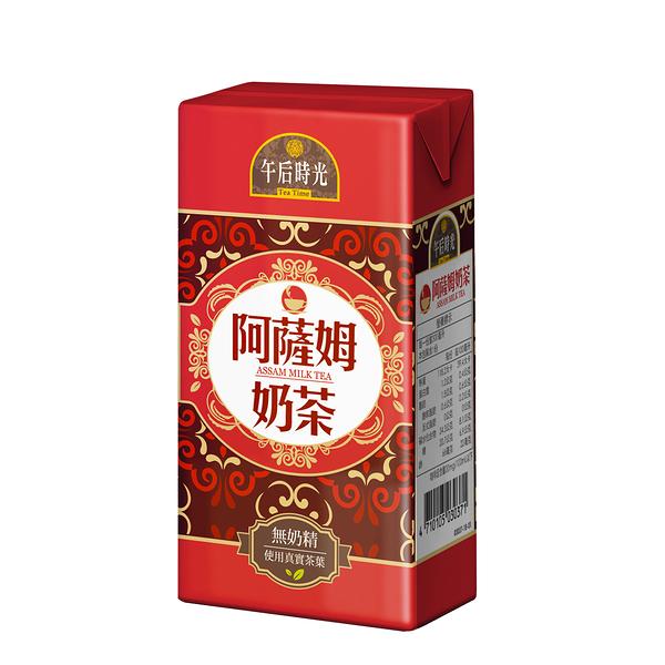 【免運直送】午后時光-阿薩姆奶茶300ml(24瓶/箱)*1箱【合迷雅好物超級商城】