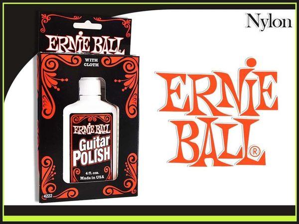 【小麥老師樂器館】Ernie Ball 旗艦店 吉他保養蠟 Guitar Polish 美國 老鷹 公司貨