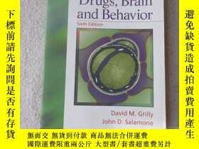 二手書博民逛書店Drugs,罕見Brain, and Behavior (6th