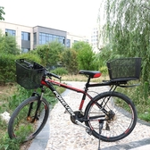 自行車前後置車筐騎行配件