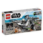 LEGO樂高 星際大戰 系列 75242 Black Ace TIE Interceptor 積木 玩具