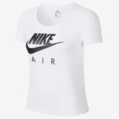NIKE服飾系列-AS W NK AIR SS TOP MESH 女款白色短袖上衣-NO.BV4005100