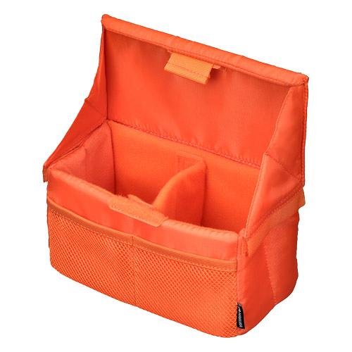 ◎相機專家◎ HAKUBA FOLDING ING INNER SOFT B款 橘色 相機內袋 內套 公司貨 HA33656CN