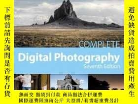 二手書博民逛書店罕見Complete Digital Photography 作