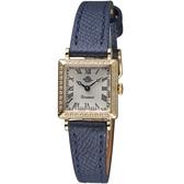 玫瑰錶Rosemont NS懷舊系列時尚腕錶 TNS11J - YWR-GNY