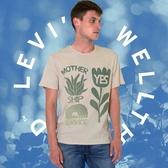 Levis Wellthread環境友善系列 男款 短袖T恤 / 棉麻混紡工法 / 低加工保留布料原始質感
