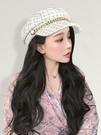 假髮帽子 假髮女長髮網紅帽子一體可拆卸冬天小香風長卷髮大波浪自然全頭套 韓國時尚週