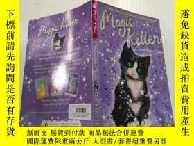 二手書博民逛書店Classroom罕見Chaos. (Magic Kitten) 教室混亂(魔法小貓).Y212829