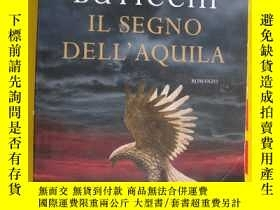 二手書博民逛書店IL罕見SEGNO DELL AQUILA 意大利語 (201