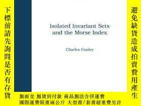 二手書博民逛書店Isolated罕見Invariant Sets And The Morse Index-孤立不變集與Morse指