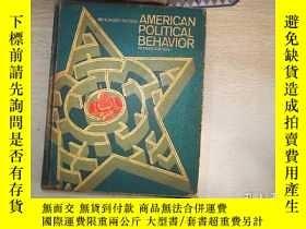 二手書博民逛書店American罕見Political Behavior : R