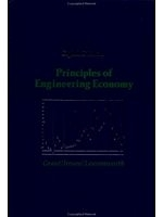 二手書博民逛書店 《Principles of Engineering Economy, 8th Edition》 R2Y ISBN:047163526X│Grant