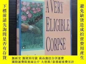 二手書博民逛書店A罕見very eligible corpse 非常適合的屍體Y