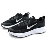 《7+1童鞋》NIKE WEARALLDAY GS 舒適機能 透氣輕量 慢跑 運動鞋 G887 黑色