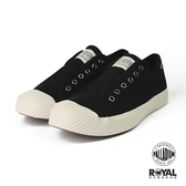 Palladium 新竹皇家 Pallaphoenix 黑色 帆布 復古 套入 休閒鞋 男女款 NO.B0650