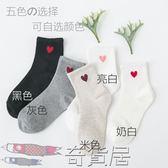 韓版襪女中筒襪純棉日繫長襪
