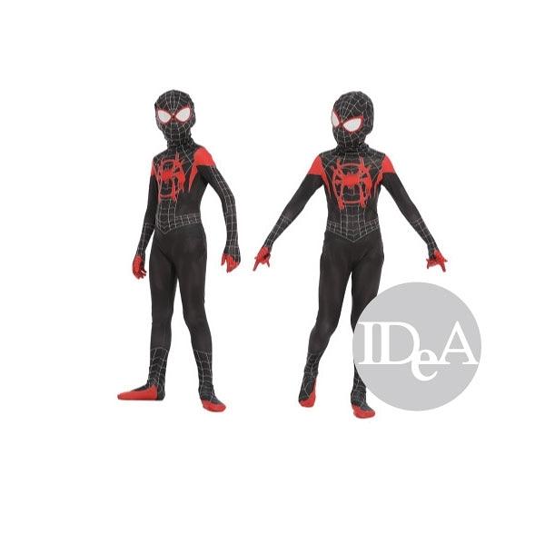 萬聖節Cosplay表演服裝 蜘蛛人新宇宙 彼得帕克 暗黑蜘蛛人  漫威英雄 聖誕節 變裝 派對