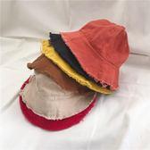 男女童漁夫帽兒童童帽 寶寶太陽帽遮陽帽