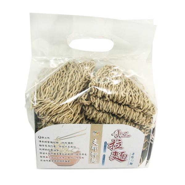 穀動森活 日曬手工拉麵900g/包(蕎麥)