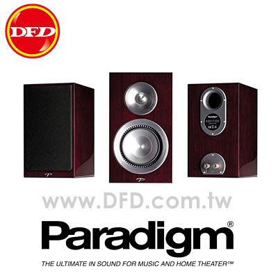 (新品預購) 加拿大 Paradigm PRESTIGE 15B 櫻桃木 Midnight Cherry 書架式揚聲器 公司貨